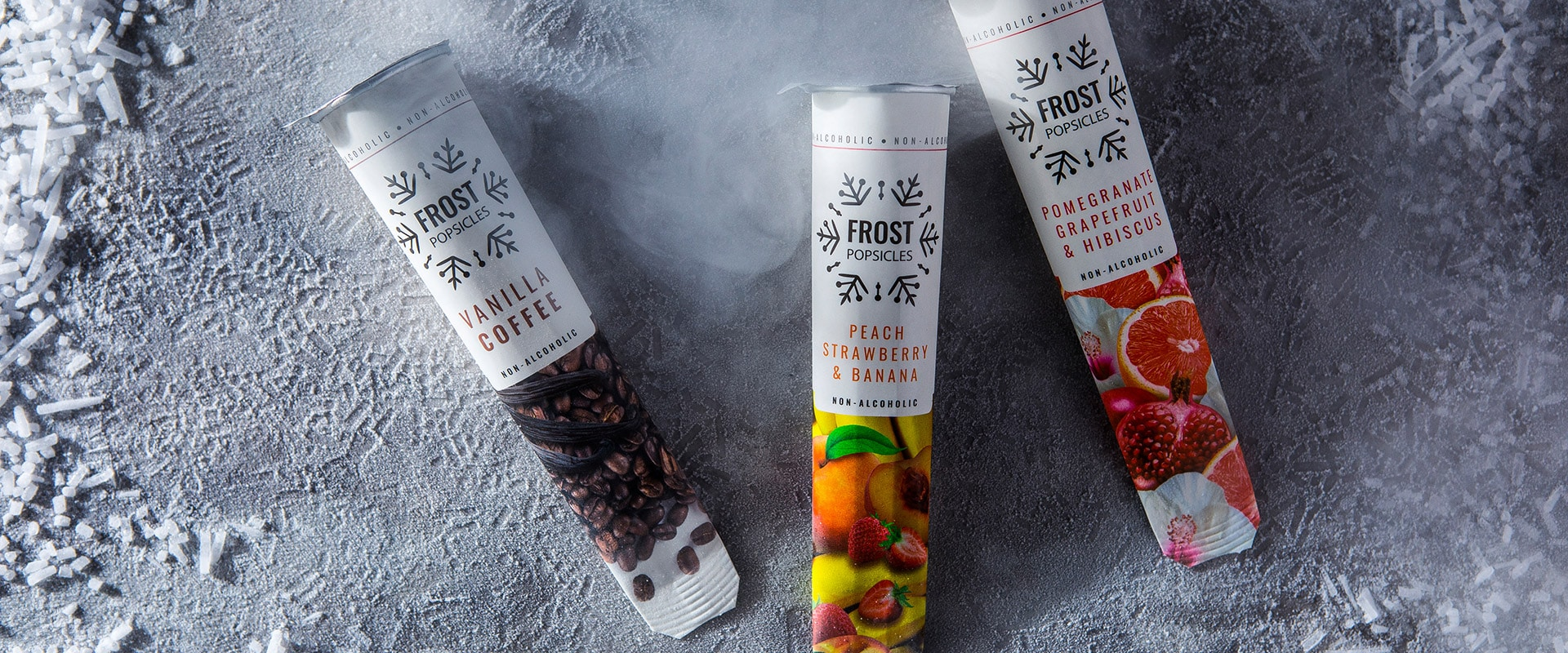 Frost Popsicles - Non-Alcoholic Range